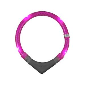 Leuchtie Plus LED Collar - Pink