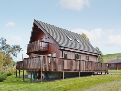 Saffron Lodge, Moray, Ballindalloch