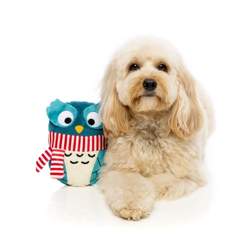 Christmas Owl Toy 3