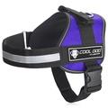 Cool Dog K9 Trek Harness in Purple