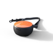 Lishinu - Lishinu Hand-free Retractable Dog Lead - Orange