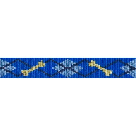"3/4"" Width Dapper Dog Lupine Dog Collar 2"