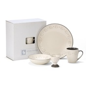 White Rabbit - Dog Crockery Set