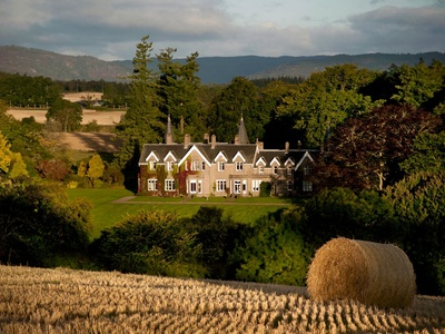 Ballathie Country House Hotel & Estate, Scotland