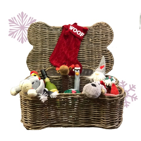 EXCLUSIVE Small Rattan & 5 Toys