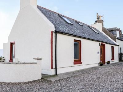 Jade Cottage, Aberdeenshire, Macduff