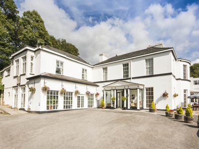 The Manor Hotel, Wales, Crickhowell