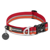Ruffwear - Crag Collar - Kokanee Red