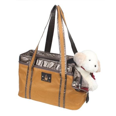 Karen Dog Carrier - Mustard 2