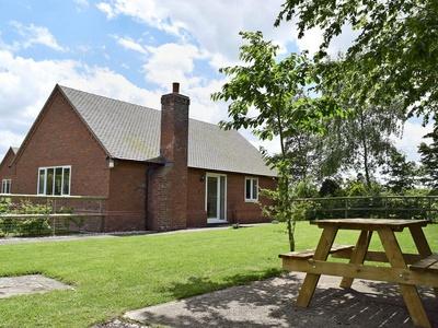Hornbeam Cottage, Worcestershire, Welland