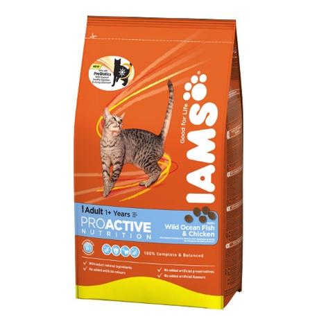 Adult Ocean Fish Cat Food