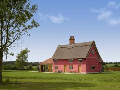 Wilderness Reserve - Moat Cottage, Suffolk