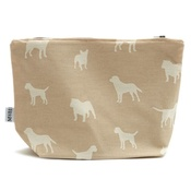 Mutts & Hounds - M&H Biscuit Wash Bag