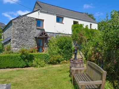 Moorview Cottage, Devon, Cudlipptown