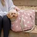 Old Rose Dog Carrier  3