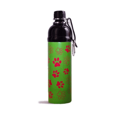 Green Paws 750ml Pet Water Bottle