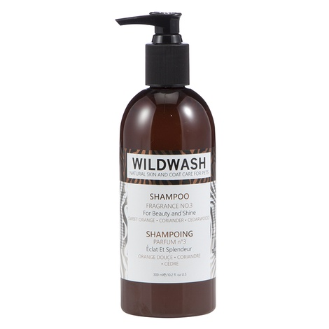 WildWash Shampoo Beauty & Shine Fragrance no.3