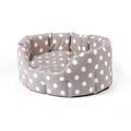 Kudos Lillia Supersoft Oval Pet Bed