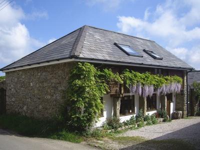 The Linhay, Devon, Throwleigh