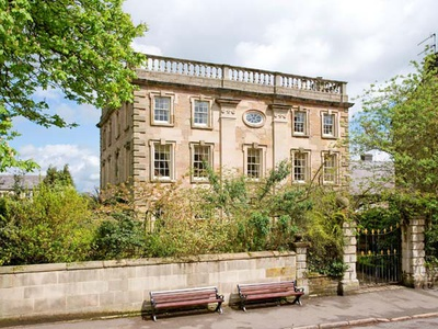Winster Hall, Derbyshire, Winster