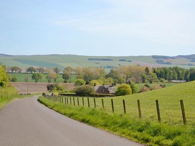 Islabank Farmhouse, Angus, Ruthven