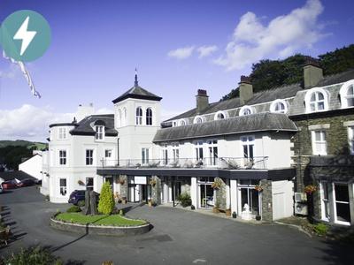 The Hydro Hotel, Cumbria, Windermere