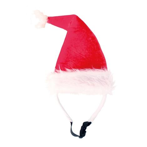 Jolly Santa Dog Hat