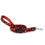 Salt Dog Studios - Salt Dog Studio Red Polka Dot Dog Lead