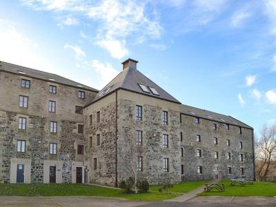 The Maltings, Northumberland, Waren Mill
