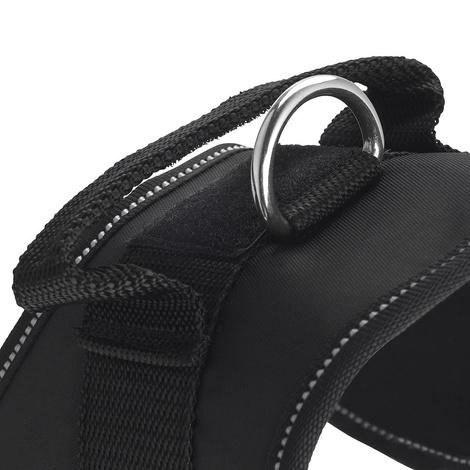 Cool Dog K9 Trek Harness in Black 2