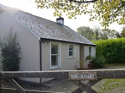 The Roses Cottage, Pembrokeshire, Clarbeston Road