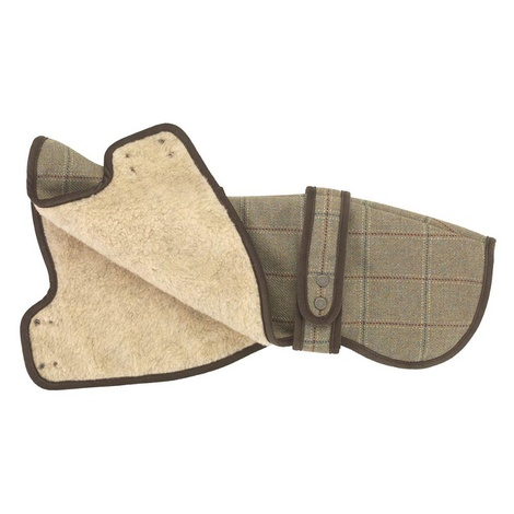 Digby Tweed Greyhound & Whippet Dog Coat 2