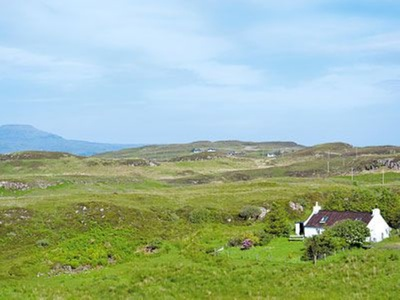 Moo Cottage, Isle of Skye, Struan