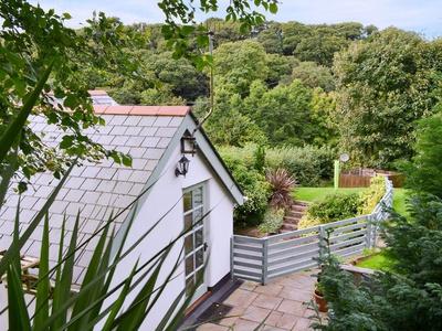 Thimble Cottage, Devon, Hartland