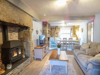 Honeysuckle Cottage, Cornwall, Camborne