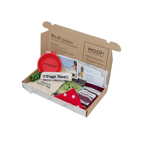 Canine Traveller Kit 2