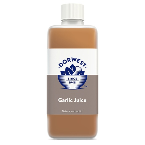 Garlic Juice for Dogs and Cats 2