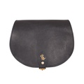 """The Ella"" Teddy Maximus Saddle Bag"