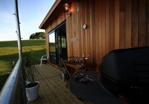 Rhossili Scamper Holidays - Ocean Shepherd Hut, Swansea 5