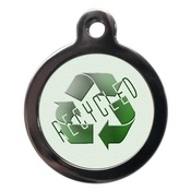 PS Pet Tags - Recycled Pet ID Tag