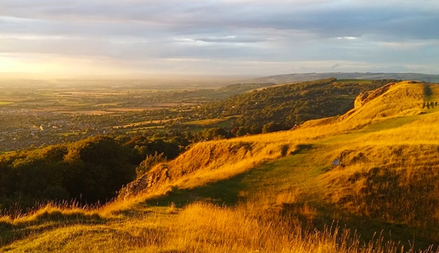 Cotswold Way Circular Walk: The Cleeve Hill Ring