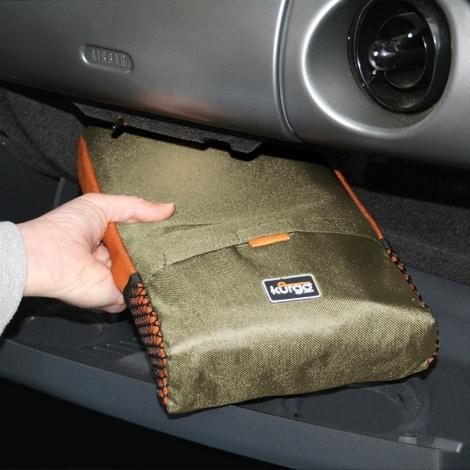 Co-Pilot Car Seat Cover - Khaki 5