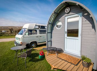 Llangennith Scamper Holidays - Camper Dome