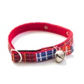 Banda Red Cat Collar