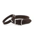Nubuck dog collar - Bergamo 2