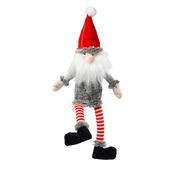 House of Paws - Silent Night Santa Plush Dog Toy
