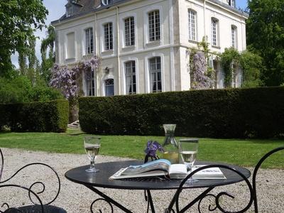 Le Chateau de la Motte - Montgomery's Gite, France, Joué-du-Plain