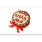 Arton & Co - Large Christmas Dog Cake