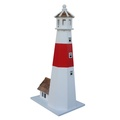 Lighthouse Birdhouse 2