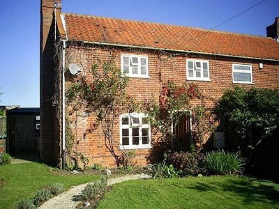 West Cottage, Norfolk, Lessingham